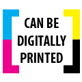 Can Be Digitally Printed