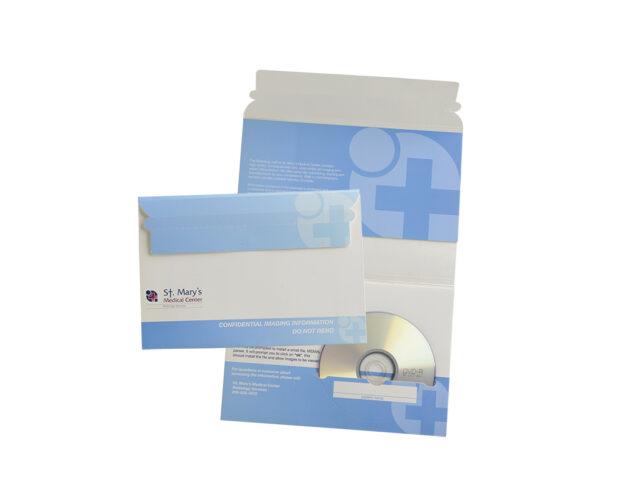 Medical Records CD/DVD Mailer