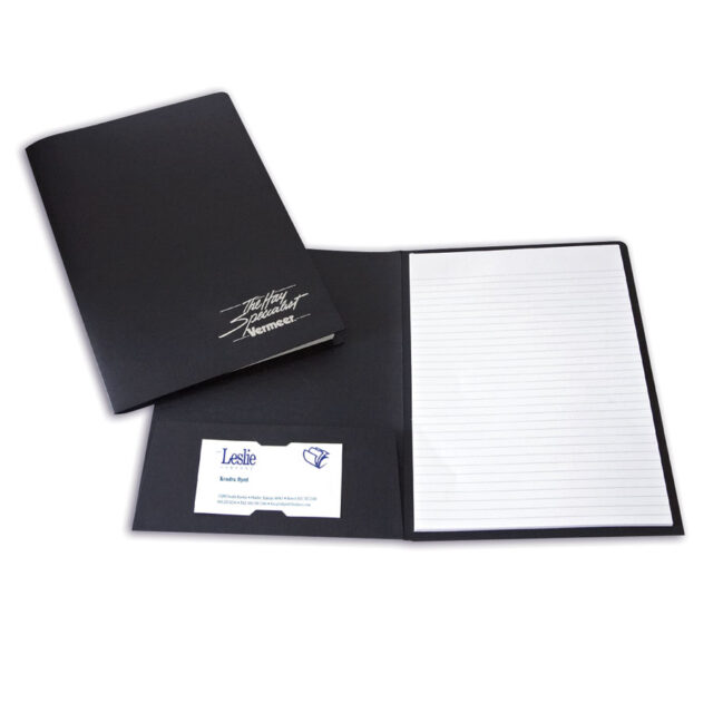 Paper Notepad Folders
