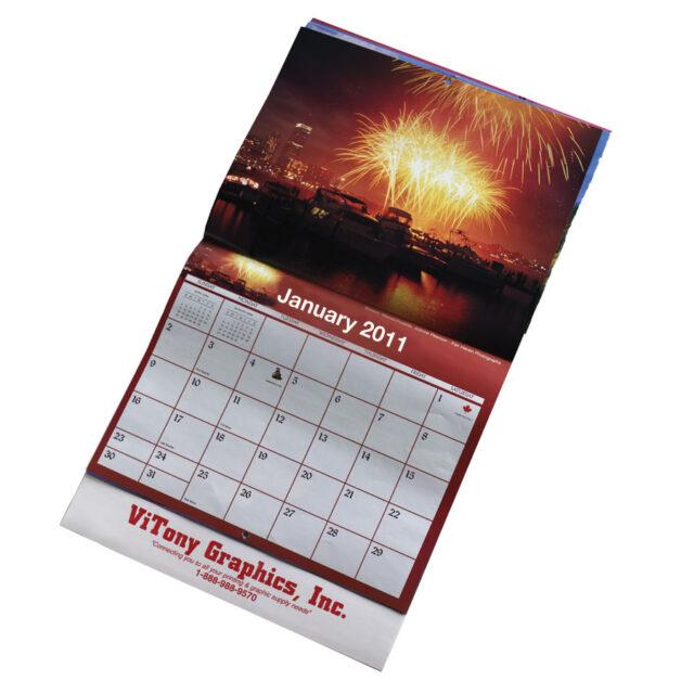 Small Wall Calendar
