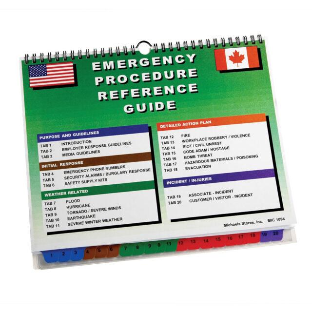 Emergency Procedure Manual