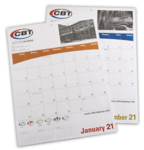 Large Monthly Wall Calendar