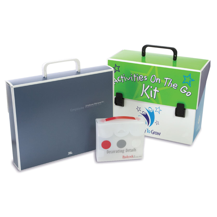 Poly Box with Handles